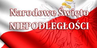 Zaproszenie na obchody 97 rocznicy Święta Niepodległości w Ząbkach