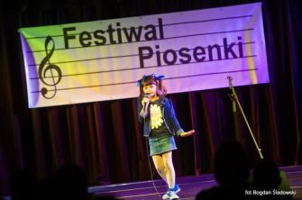Finał XXIV Festiwalu Piosenki Ząbki 2014